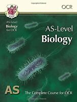 AS-Level Biology for OCR: Student Book for exams until 2015 only, CGP Books, Use