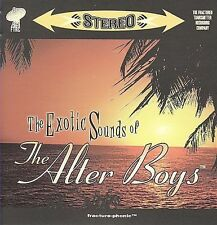 NEW The Exotic Sounds Of The Alter Boys (Audio CD)