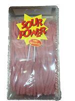 Dorval Sour Power The Original Strawberry Candy Straws! Sour Straws -200 Count!