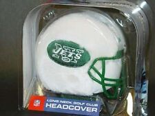 NFL Golf Club Helmet Headcover, New York Jets, NEW