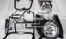 Genuine Carbon Fiber Cover Headlight SET ASIA vers for YAMAHA 2015 ZUMA 125 BWSX