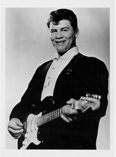Ritchie Valens 1957•Singer•Musician•La Bamba•Tragic early death Photo POSTCARD
