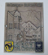 ۩ ADAC Badge 17. Murnauer Zielfahrt 1991 ۩