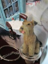 Airedale Dog Wine Stopper