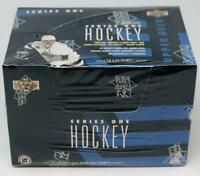1993-94 Upper Deck Series One Jumbo Packs Hockey Box