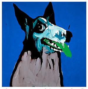 Growler, Blue by Adam Cullen
