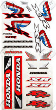 Honda XR 125 250 400 500 600 Decals Stickers Graphics Enduro
