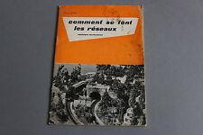 X526 ITALMODEL Train 1957 34 p comment se font les reseaux miniature ferroviaire