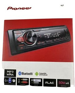 Pioneer MVH-S215BT Multimedia Tuner, Bluetooth, USB & Android Smartphone Support
