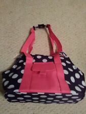 New listing Great Choice snap top pet tote * Nwt * dog/pet up to 11 lbs * 18w x 10.5h x 8D