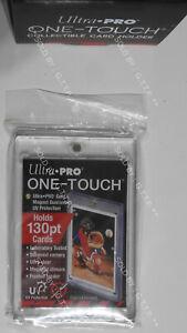 ULTRA PRO ULTRA PRO - 130pt UV ONE-TOUCH MAGNETIC HOLDER- (X2) -  FREE UK P&P