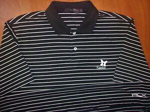 RLX Ralph Lauren Kapalua Golf Resort Hawaii Performance Stretch Golf Shirt XL