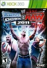 Xbox 360 : WWE SmackDown vs. Raw 2011 VideoGames