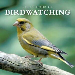 Little Book of Bird Watching (Little Books) by G2 Entertainment Ltd Hardback The