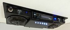 Golf Cart Radio Polaris EZGO Club Car Boat UTV Overhead Console Stereo Radio