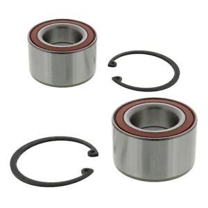 For Daihatsu Sirion 2005-2015 Front Wheel Bearing Kits Pair