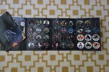 Rewe Star Wars Sammelalbum komplett mit allen Stickern & Poster - top Zustand!