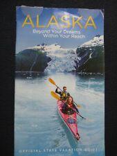 Alaska Official State Vacation Guide 2015 [Pamphlet] Alaska Tourism