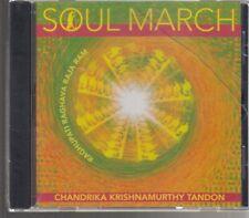 chandrika naravan majumdar soul march cd new