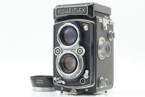 """Near Mint"" Rollei Rolleiflex Model V Xenar 75mm f/3.5 TLR Film Camera JAPAN"