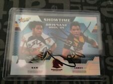 Select Brisbane Broncos NRL & Rugby League Trading Cards