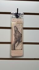 Antioch Publishing Collectible Bookmark Paper In Plastic Holder Phyllis Wheatley
