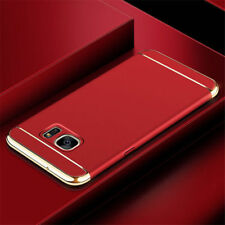 Ultra thin Hard Case Full Protective Cover For Samsung Galaxy S6 S7 Edge S8 S9 +