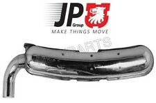 NEW Porsche 911 84mm Tail Pipe Polished Stainless Steel Sport Muffler JP Group