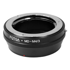 Minolta MD MC Lens To Micro 4/3 M4/3 Adapter For E-PL5 E-P5 E-M5 GF5 GF6 G5 GH4