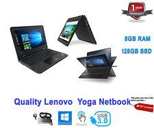 Cheap Fast Kids Student LENOVO Netbook Laptop | 8GB | 128GB | WiFi | Win10 |HDMI