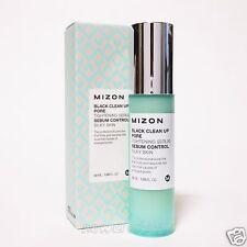 MIZON Black Clean Up Pore Tightening Serum 50ml Sebum Control Silky Skin