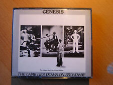 "GENESIS ""The Lamb Lis down on Broadway"" cgscd 1 uk Nimbus"