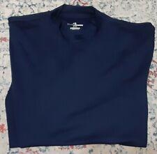 Men's XL Navy Blue Grand Slam Golf Short Sleeve Shirt