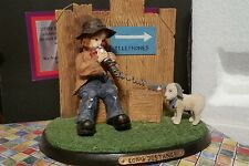1994 Little Emmett Long Distance Call Hobo With His Dog