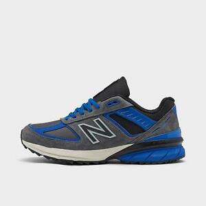 NEW BALANCE 990V5 TRAIL MEN's RUNNING MADE IN USA MAGNET - COBALT AUTHENTIC NEW