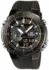 Fashionable Men's Casio Edifice Watch, Water Resistant, Sports, Protective Glass
