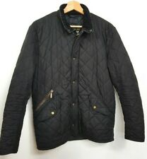 Barbour Light Quilted Jacket Womens Size XS Black