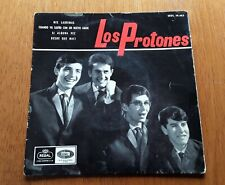 LOS PROTONES PS EP Mis lágrimas  + 3  (Regal SEDL 19.453 - Spain 1965) BEAT POP