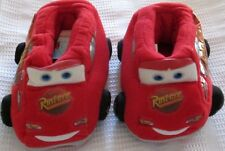 Slippers Disney Cars boys size 7-8M toddler new man made materials UK 6.5-7.5