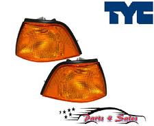 'New Corner Lights Parking Side Marker Lamps Set of 2 Left & Right 325 328 Pair'
