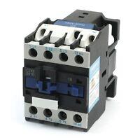 CJX2-2501 AC Contactor 110V 50/60Hz Coil 25A 3-Phase 3-Pole 1NC
