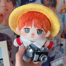 15cm/6'' KPOP BTS Plush Little Orange JIMIN Doll Toy Original【without clothes】