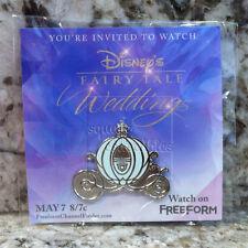 Disneyland Exclusive Disney Fairy Tale Weddings Cinderella Carriage/Coach Pin