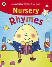 A Ladybird lift-the-flap book: Nursery Rhymes-Ladybird