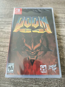 Doom 64 - Limited Run Games #081 - Nintendo Switch - ~NEW/SEALED~