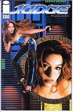 J.U.D.G.E. Issue #1 March 2000 Secret Rage Variant Cover