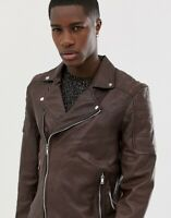 Bolongaro Trevor quilted real leather jacket (A21) RRP £375