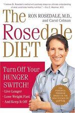 The Rosedale Diet by Ron Rosedale, Carol Colman