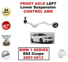 1x FRONT AXLE LEFT Lower CONTROL ARM For BMW 1 SERIES E82 Coupe 2007-2013