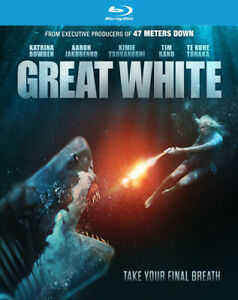 Great White [New Blu-ray] Subtitled